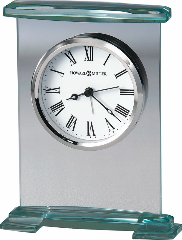 Augustine Alarm Clock in Silver