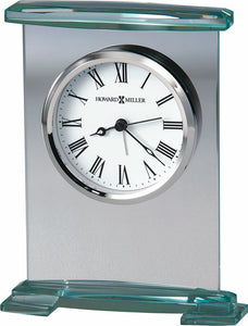 Howard Miller Augustine Alarm Clock in Silver 645691