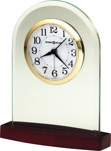 Howard Miller Hansen Mantel Clock in Rosewood 645715