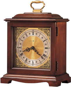 Howard Miller Graham Bracket III Mantel Clock Windsor Cherry 612588