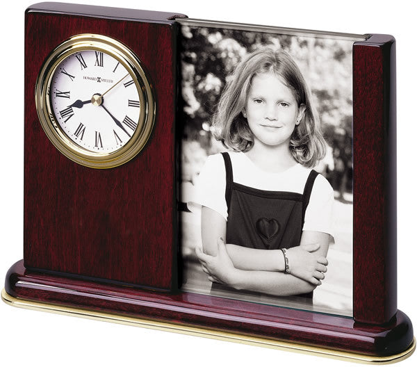 Portrait Caddy Office Clock Rosewood Hall