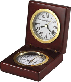 Howard Miller Pursuit Clock High Gloss Rosewood Hall 645730