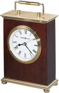 Howard Miller Rosewood Bracket Table-top Clock Rosewood Hall 613528
