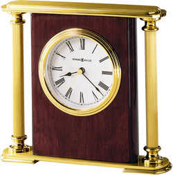 Howard Miller Rosewood Encore Bracket Clock Rosewood Hall 645104