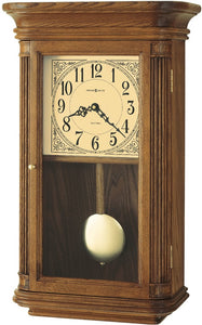 Howard Miller Westbrook Quartz Wall Clock Oak Yorkshire 625281