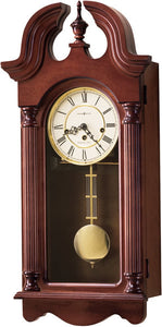 David Wall Clock Windsor Cherry