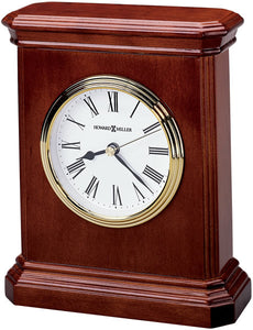 Windsor Carriage Table-top Clock Brass
