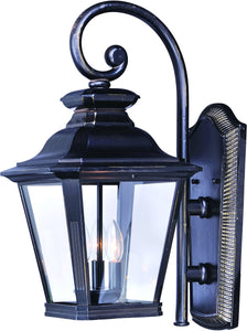 Maxim Knoxville 3-Light Outdoor Wall 1135CLBZ