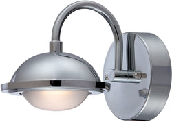 Lite Source Dekel Wall Sconce Chrome LS16681C