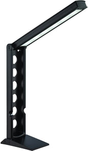 Lite Source Galtem 1-Light LED Desk Lamp Black LS22400BLK