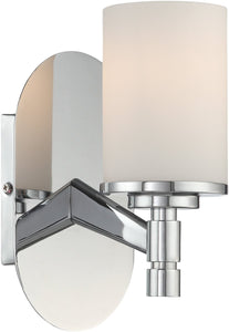 Lite Source Lina 1-Light Wall Lamp Chrome LS16311