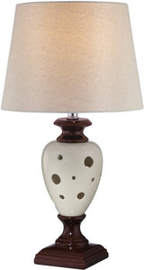 "24""h Piri Table Lamp Ceramic"