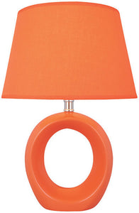 Table Lamp Orange