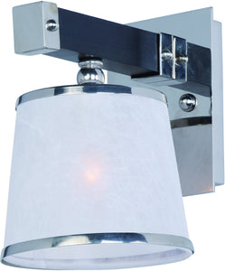 Maxim Maritime 1-Light Wall Sconce 20521WFWEPN