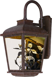 Maxim Arbor LED 1-Light Outdoor Wall Lantern Adobe 53502CLAE