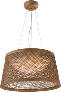 Maxim Bahama 1-Light Pendant Natural 54372NA