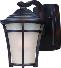 Maxim Balboa DC EE 1-Light Mini Outdoor Wall Copper Oxide 85502LACO