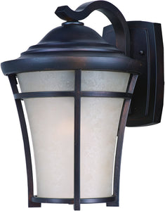 Balboa DC EE 1-Light Large Outdoor Wall Copper Oxide