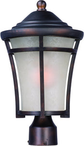 Maxim Balboa DC 1-Light Medium Outdoor Post Copper Oxide 3800LACO
