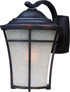 Balboa DC 1-Light Medium Outdoor Wall Copper Oxide