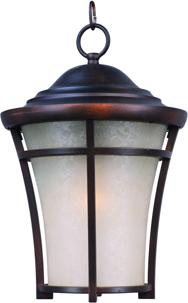 Balboa DC 1-Light Large Outdoor Hanging Copper Oxide