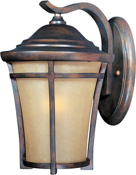"12""H Balboa Vivex 1-Light Outdoor Wall Mount Copper Oxide"