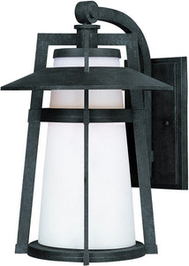 Maxim Calistoga LED 1-Light Outdoor Wall Mount Adobe 88534SWAE