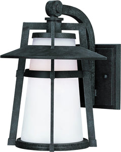 Maxim Calistoga LED 1-Light Outdoor Wall Mount Adobe 88536SWAE