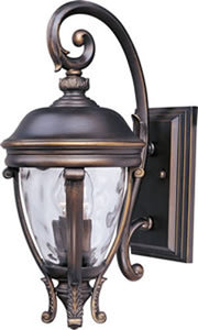 Maxim Camden 2-Light Wall Lantern Golden Bronze 41424WGGO