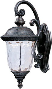 Carriage House LED Outdoor Wall Mount Oriental Bronze