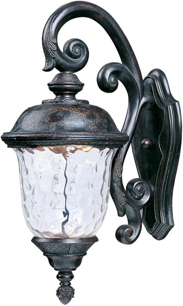 Maxim Carriage House LED Outdoor Wall Mount Oriental Bronze 55497WGOB