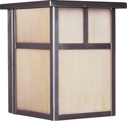 "8""h Coldwater EE 1-Light Outdoor Wall Mount Burnished"