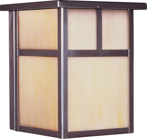Maxim Coldwater LED 1-Light Outdoor Wall Lantern Burnished 55050HOBU