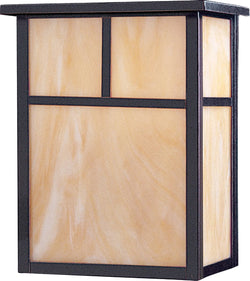 Coldwater LED 2-Light Outdoor Wall Lantern Burnished
