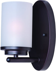Corona 1-Light Wall Sconce Oil Rubbed Bronze