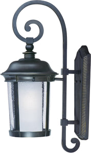 Dover EE 1-Light Medium Wall Bronze