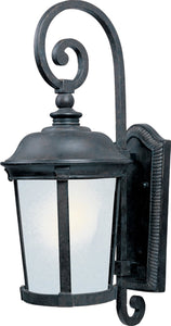 "32""h Dover 1-Light Outdoor Wall Mount Bronze"