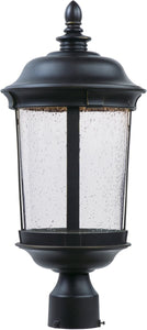 Maxim Dover LED Outdoor Post Lantern Bronze 55021CDBZ
