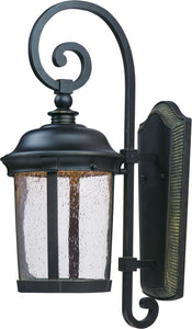 Maxim Dover LED Outdoor Wall Lantern Bronze 55024CDBZ