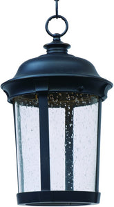 Dover LED Outdoor Hanging Lantern Bronze