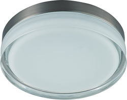 Maxim Illuminaire LED Flush Mount Satin Nickel 87632CLWTSN