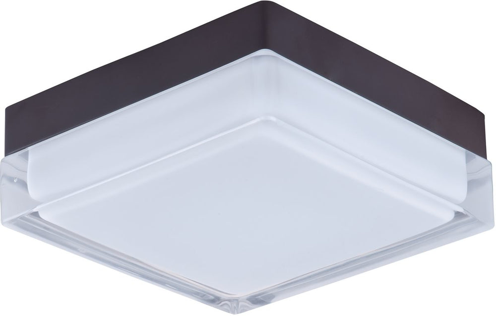 Illuminaire LED Flush Mount Bronze