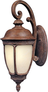 Maxim Knob Hill LED 1-Light Outdoor Wall Lantern Sienna 55466SFSE