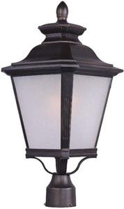 Maxim Knoxville LED Outdoor Pole/Post Lantern Bronze 51121FSBZ