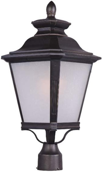 Knoxville LED Outdoor Pole/Post Lantern Bronze
