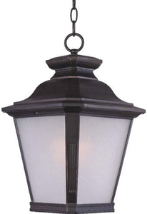 Maxim Knoxville 1-Light Outdoor Pendant Light Bronze 1129FSBZ
