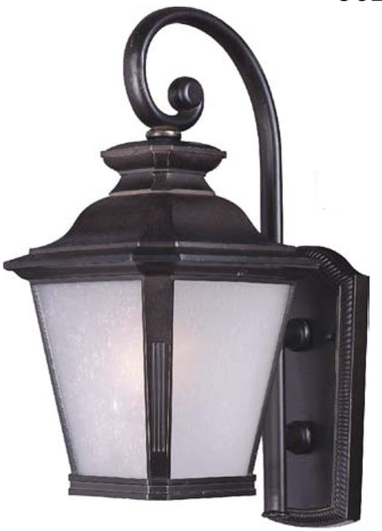 Maxim Knoxville 1-Light Outdoor Wall Light Bronze 1125FSBZ