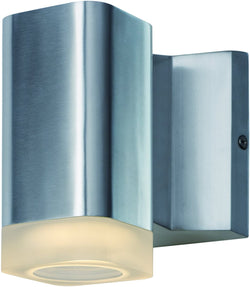 Lightray LED Wall Sconce Brushed Aluminum