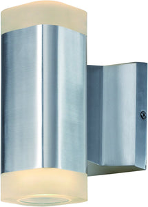 Maxim Lightray LED Wall Sconce Brushed Aluminum 86132AL