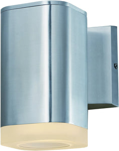 Maxim Lightray LED Wall Sconce Brushed Aluminum 86134AL